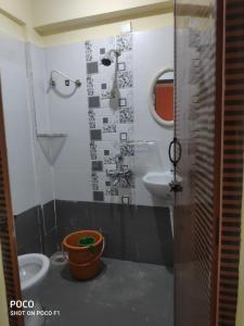 Bathroom Image of Sri Lakshmi Venkateswara PG in Nagavara