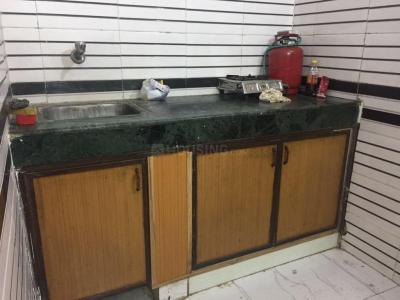 Kitchen Image of Sagar PG in South Extension I