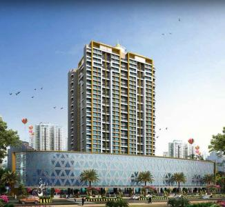 Gallery Cover Image of 842 Sq.ft 2 BHK Apartment for buy in Wadhwa Regalia, Dombivli East for 5000000