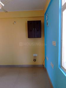 Gallery Cover Image of 450 Sq.ft 1 BHK Independent Floor for rent in Lingarajapuram for 9400