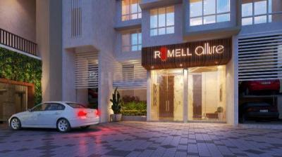 Gallery Cover Image of 684 Sq.ft 2 BHK Apartment for buy in Romell Allure, Borivali East for 12300000