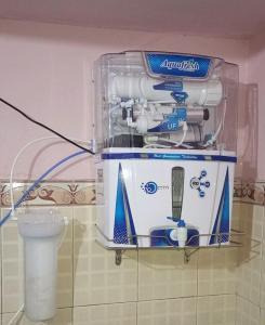 Bathroom Image of Comfort P.g in Rajouri Garden