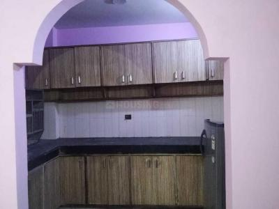 Kitchen Image of Tanushka Residency PG in Mahavir Enclave