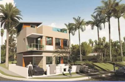 Gallery Cover Image of 1093 Sq.ft 3 BHK Villa for buy in New Town for 3500000