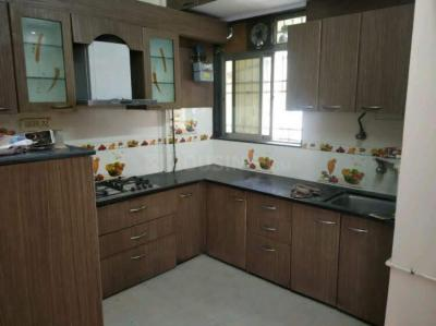 Gallery Cover Image of 1250 Sq.ft 3 BHK Apartment for rent in Kopar Khairane for 38000