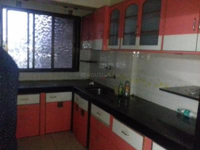 Gallery Cover Image of 1200 Sq.ft 2 BHK Apartment for rent in Nerul for 42000