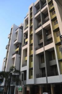 Gallery Cover Image of 840 Sq.ft 1 BHK Apartment for rent in Vitthalwadi for 10000