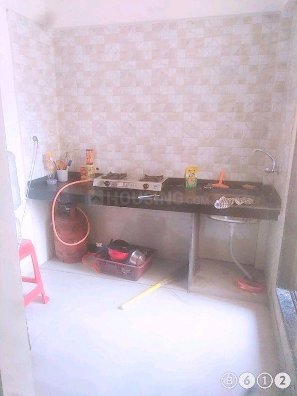 Kitchen Image of PG 4193967 Kharghar in Kharghar