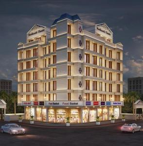 Gallery Cover Image of 635 Sq.ft 1 RK Apartment for buy in Kharghar for 4445000