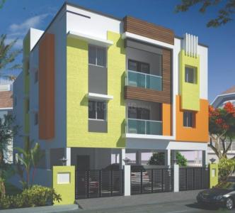 Gallery Cover Image of 1147 Sq.ft 3 BHK Apartment for buy in Madambakkam for 6648500