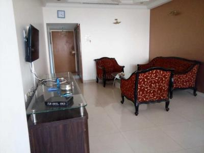 Gallery Cover Image of 580 Sq.ft 2 BHK Apartment for rent in Vashi for 79000