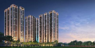 Gallery Cover Image of 985 Sq.ft 2 BHK Apartment for buy in Vinayak Vista, Lake Town for 5622000