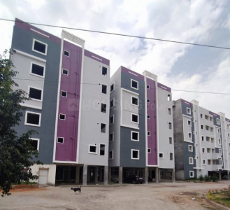 Gallery Cover Image of 1950 Sq.ft 3 BHK Apartment for buy in Mathrubhuumi Fortview, Bairagiguda for 7800000