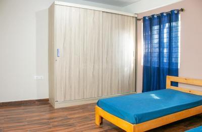Bedroom Image of P Babu 206 in Hennur