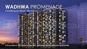 Gallery Cover Image of 651 Sq.ft 2 BHK Apartment for buy in Promenade At The Address, Ghatkopar West for 17902500
