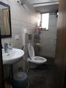 Bathroom Image of Evergreen PG in Santoshpur