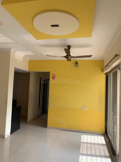 Living Room Image of 1500 Sq.ft 3 BHK Apartment for rent in Thane West for 25000