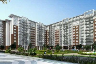Gallery Cover Image of 1093 Sq.ft 3 BHK Apartment for buy in Ozone Urbana Avenue, Tippenahalli for 9700000