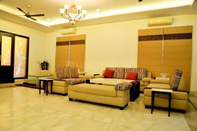 Gallery Cover Image of 5227 Sq.ft 4 BHK Independent House for rent in DLF Farms for 325000