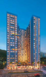 Gallery Cover Image of 620 Sq.ft 1 BHK Apartment for buy in JV Ariana Residency, Borivali East for 7400000