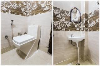Bathroom Image of Ashmeet PG in Sector 44