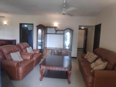 Gallery Cover Image of 1800 Sq.ft 3 BHK Apartment for rent in Panchshil Satellite Towers, Mundhwa for 55000
