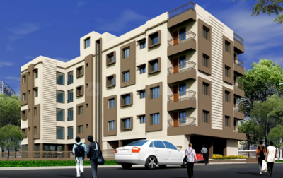 Gallery Cover Image of 1260 Sq.ft 3 BHK Apartment for buy in Rajakilpakkam for 7056000