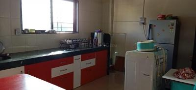 Gallery Cover Image of 700 Sq.ft 1 BHK Apartment for rent in Dhayari for 12000
