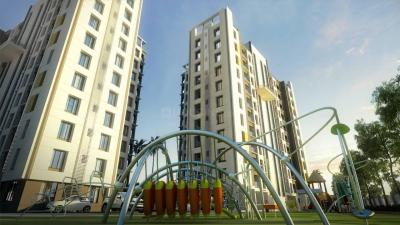 Gallery Cover Image of 1299 Sq.ft 3 BHK Apartment for buy in Rajarhat for 6500000
