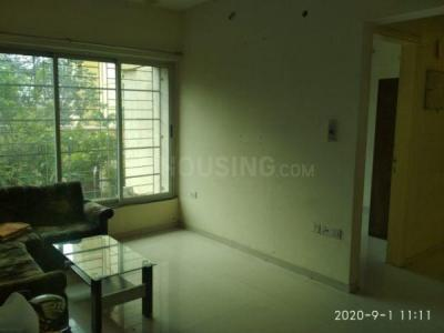 Gallery Cover Image of 800 Sq.ft 2 BHK Apartment for rent in Sheth Vasant Fiona, Thane West for 26000