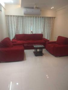 Gallery Cover Image of 1800 Sq.ft 3 BHK Apartment for rent in Belapur CBD for 75000