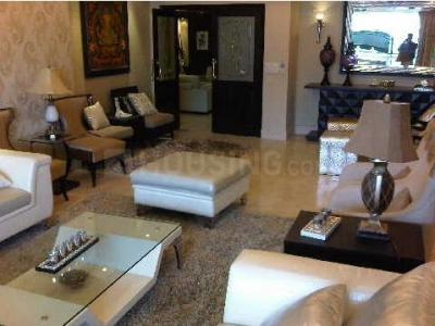 Gallery Cover Image of 2200 Sq.ft 4 BHK Independent Floor for rent in Alaknanda for 65000