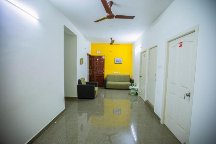 Living Room Image of Allamanda PG in Nanmangalam