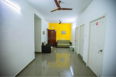Living Room Image of Allamanda PG in Nanmangalam