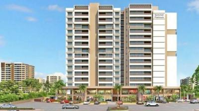 Gallery Cover Image of 1265 Sq.ft 2 BHK Apartment for buy in Sammet Platinum, Makarba for 5400000