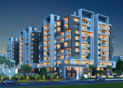 Gallery Cover Image of 2060 Sq.ft 3 BHK Apartment for buy in Toli Chowki for 18537940