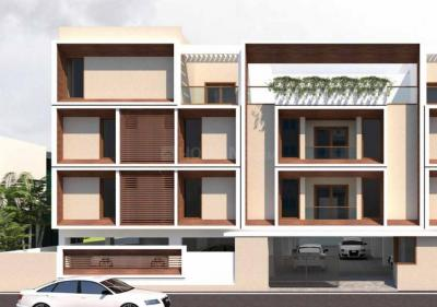Gallery Cover Image of 1225 Sq.ft 3 BHK Apartment for buy in Kottivakkam for 9798775