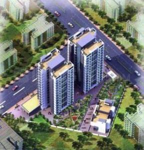 Gallery Cover Image of 720 Sq.ft 1 BHK Apartment for buy in Giriraj Nest, Kamothe for 6000000