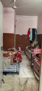 Bedroom Image of Srinivas PG Home in Rajajinagar