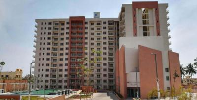 Gallery Cover Image of 1203 Sq.ft 2 BHK Apartment for rent in Thanisandra Main Road for 25000