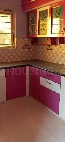 Kitchen Image of 650 Sq.ft 2 BHK Independent Floor for rent in Margondanahalli for 15000