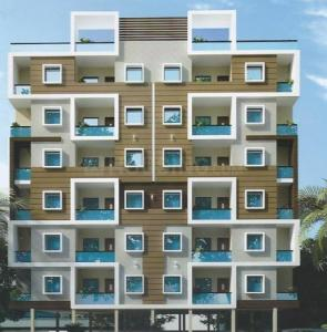 Gallery Cover Image of 1000 Sq.ft 2 BHK Apartment for buy in Bhawrasla for 2171000