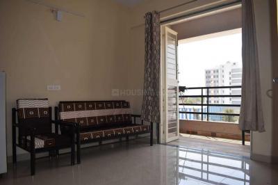 Living Room Image of Rest Inn PG in Pimple Nilakh