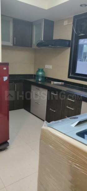 Kitchen Image of PG 4034811 Kharghar in Kharghar