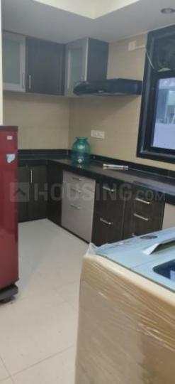 Kitchen Image of PG 4034811 Kharghar in Kharghar