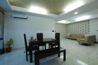 Gallery Cover Image of 1373 Sq.ft 3 BHK Apartment for buy in Aliens Space Station Township, Tellapur for 9582000
