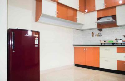 Kitchen Image of PG 4642889 Kasavanahalli in Kasavanahalli