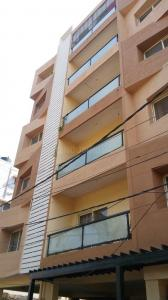 Gallery Cover Image of 1200 Sq.ft 2 BHK Apartment for rent in Murugeshpalya for 22000