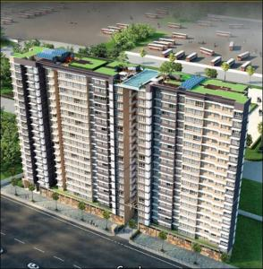 Gallery Cover Image of 500 Sq.ft 1 BHK Apartment for buy in Ayodhya Saffron Residency Phase 1, Kurla East for 11600000