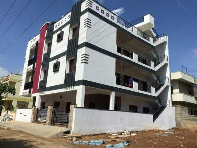 Gallery Cover Image of 1000 Sq.ft 2 BHK Apartment for rent in Aryan Nivas, R.K. Hegde Nagar for 15000